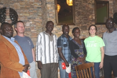 Uganda and US Founders, and board members!